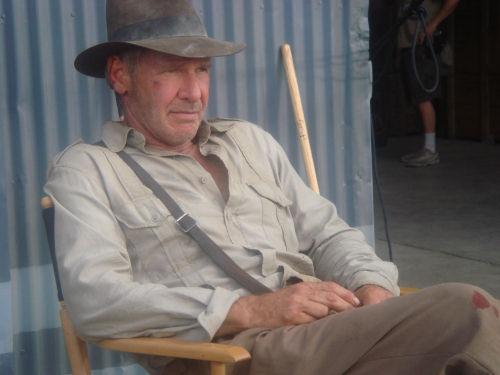 Harrison Ford, Indiana Jones IV