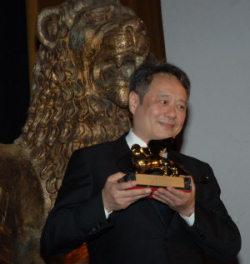 Ang Lee - Premio Mostra Venecia